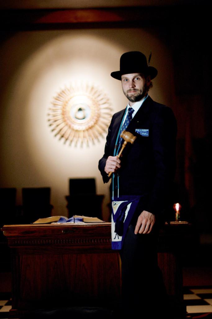 Marc DeGiovanni Worshipful Master 2016